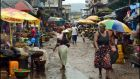 Mabella Market in Freetown, Sierra Leone. The west African country fared the worst overall when it came to bribing officials, with 63 per cent of respondents saying they had paid up at least once in the previous year. Photograph: Brenda Fitzsimons / THE IRISH TIMES