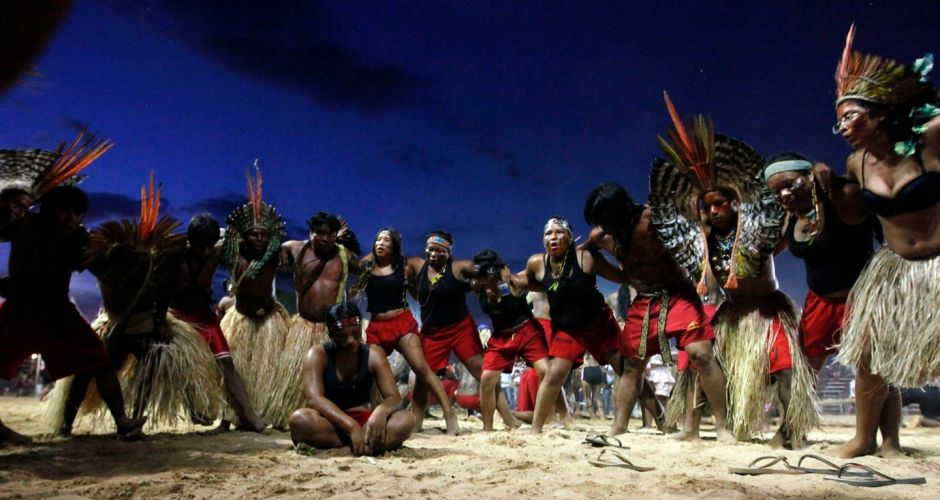 Indigenous peoples' games in Brazil