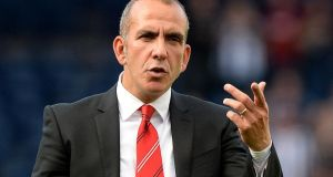 Paolo Di Canio has hit back at Martin O'Neill as the war of words between the former Sunderland managers continued. Photograph: PA Wire