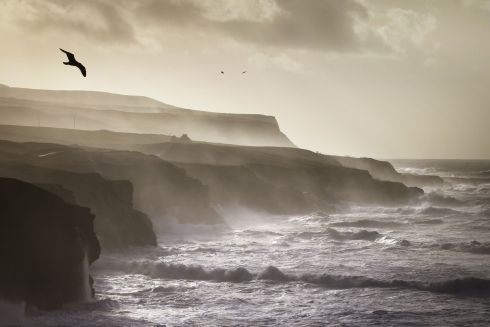 Philippe Gosseau - Doolin after the Storm