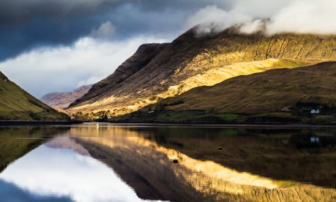 Mark Carthy - Killary Fjord Reflections