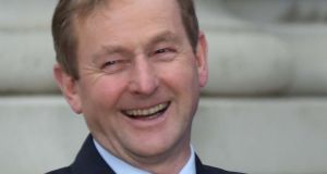 Taoiseach Enda Kenny: the Government will display 'the same attitude, the same strategy' on the day after Ireland exits the bailout on December 15th as it has done over the last three years. File Photograph: Colin Keegan/Collins Dublin