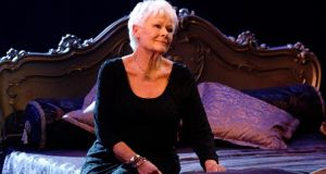 Dame Judi Dench: her intervention in the guise of M helped ease the classification to a PG-13.