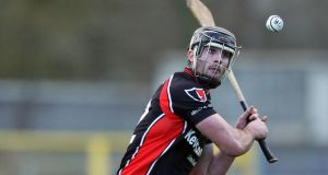 Oulart the Ballagh's Eoin Moore in action. Photo: Cathal Noonan/Inpho