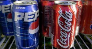 "People in the most populated areas of the east and west coasts of the United States are more likely to call a fizzy drink a ""soda"", whereas people in the north call it a ""pop"". In the south it is known as ""coke"", coincidentally in the area stretching west from Atlanta, the headquarters of Coca-Cola. Photograph: AP Photo/Mark Lennihan"