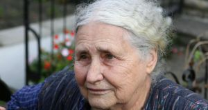 Doris Lessing  died peacefully at her London home in the early hours of the morning, publisher HarperCollins said in a statement. Photograph: Johnny Green/PA Wire