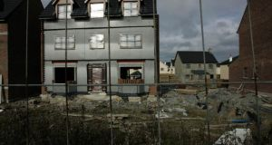 Council officials have been in touch with the property developers involved and their banks to draw up plans for dealing with the worst cases. Photograph: Eric Luke