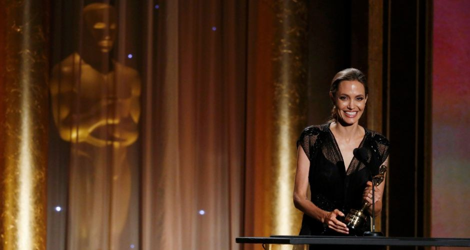 Hollywood bestows the Governors Awards
