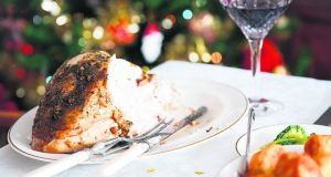 Christmas parties are back in fashion according to a new business barometer.