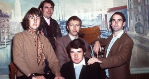File photograph of Eric Idle, Terry Jones, Graham Chapman, John Cleese and Michael Palin from Monty Python. Photograph: PA Wire