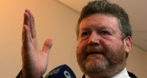 Dr James Reilly: said only five organisations had replied to a circular letter issued at the end of September. Photograph: Photograph: Cyril Byrne / The Irish Times