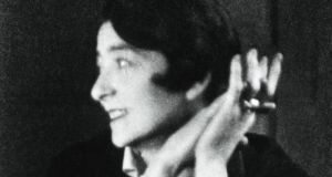 At the opening concert in 'Eileen Gray and Music in the City of Life' at Imma on Sunday, there was no date of birth or death, no mention of Eileen Gray's taste in music or her connections with composers or performers