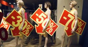 One size fits all: But will larger size mannequins have the effect of shoring up our porky complacency?