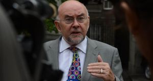 Minister for Education Ruairi Quinn understood that arrangements for the ballot of ASTI members was not yet finalised and it might not be completed until the third week of December. Photograph: Cyril Byrne / The Irish Times