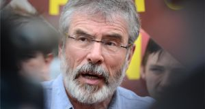 "The Northern Assembly has endorsed an Ulster Unionist Party motion supporting the families of the Disappeared and noting ""with extreme concern"" allegations that Sinn Féin president Gerry Adams was involved in the murder of Jean McConville."