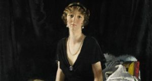 "Lady Idina Wallace (1893-1955) was married five times and was immortalised as ""The Bolter"" by novelist Nancy Mitford"