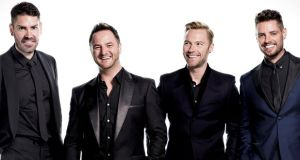 Boyzone today