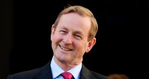 Taoiseach Enda Kenny: said everybody was now treated equally with regard to medical cards. File Photograph: Brian Lawless/PA Wire