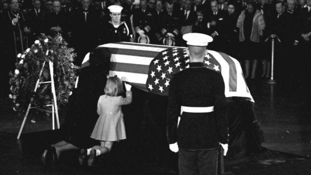 Jackie Kennedy: The silent widow