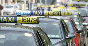 Jerry Brennan, general secretary of the National Irish Taxi Association, said attacks against drivers had been going on for some time.  Photograph: Aidan Crawley