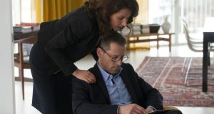 Political convictions:  Sidse Babett Knudsen and Mikael Birkkjær in Borgen