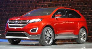 The  Ford Edge concept