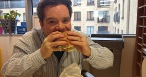 'Meat is not only central to our diet, but also our culture': Ronan McGreevy enjoys a burger in The Irish Times
