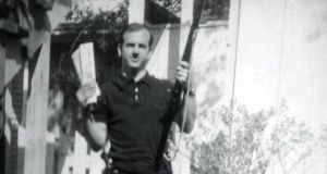 "Lee Harvey Oswald. ""The sad preponderance of other lone nuts with guns may  have helped sway opinions. Barely a week goes by without some maniac causing unimaginable tragedy for no good reason. The theory that great conspiracies must surround significant crimes no longer carries quite so much weight."" Photograph: Reuters"