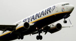 Ryanair rose 1 per cent to €5.73 following its announcement on Thursday of 12 new routes out of Stansted