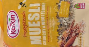 Kelkin Honeycrunch Muesli