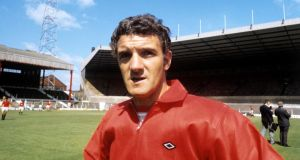 Former Manchester United player Bill Foulkes has died at the age of 81, the club has announced. Photograph: PA Wire