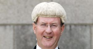 "Mr Justice Brian McGovern noted the man's ""difficult circumstances"" and said he did not want to see him having to deal with the matter before Christmas."