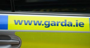 Gardaí are appealing for witnesses to the fatal Garristown crash to contact Balbriggan Garda station on 01 - 8020510, the Garda Confidential Line on 1800 666 111, or any Garda station. Photograph: Frank Miller/The Irish Times
