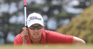 World number two Adam Scott is Vinny's lay in the Australian Open.