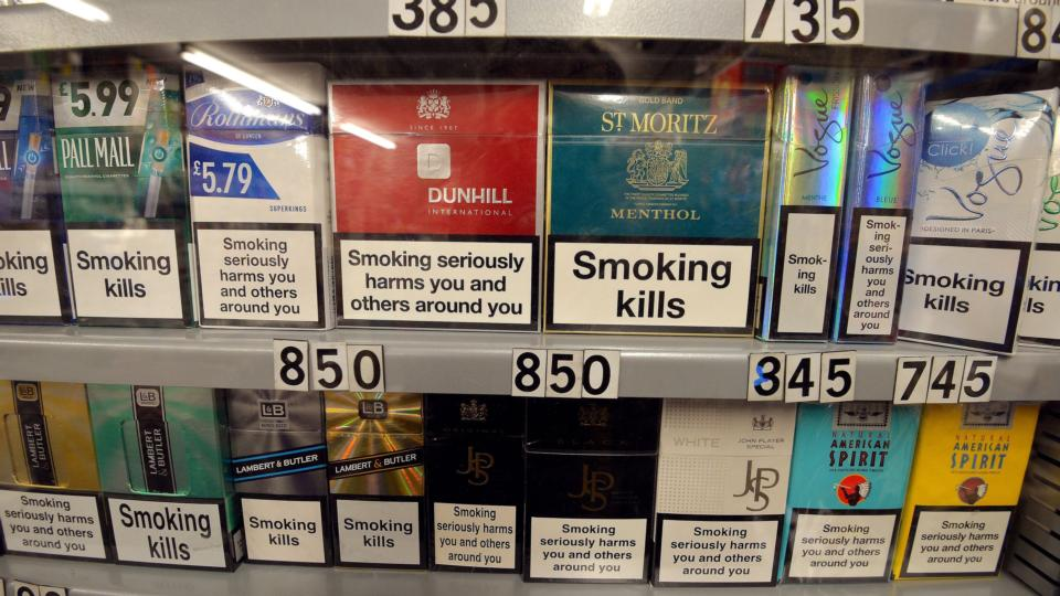 Cigarettes Marlboro coupons in mail