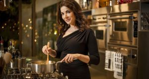 Stirring it: Nigella Lawson, whose husband referred to her as 'Higella'. Photograph: Charles Birchmore
