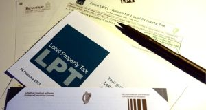 "The Revenue decided to extend the Local Property Tax deadline this week due to ""unprecedented"" levels of calls to the LPT helpline.  Photograph: Bryan O'Brien/The Irish Times"