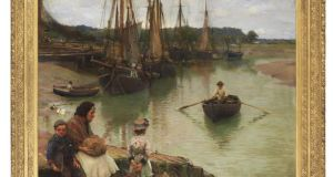 The Ferry by Walter Frederick Osborne made €490,000