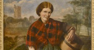 Little Peggy by the Cork artist Charles Henry Cook (€7,000-€10,000)