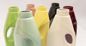 THREE OF THE BEST . . . CRAFTY GIFT IDEAS FOR INTERIORISTAS Locker 13's (locker13.ie) ceramic interpretation of a Comfort fabric conditioner bottle is a lovely way to serve water or other liquids. It can also double as a vase. The design duo, childhood friends Shane Wilcon and Karl Medcalf, both studied industrial design at NCAD. The vases comes in seven mainly pastel colours and cost €70 each. Locker 13 (01- 834 9835) is based at the Malthouse Design Centre, 537 North Circular Road, Dublin 1
