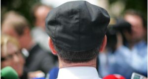 If the flat cap fits:  Michael Healy Rae, who featured in At Home with the Healy Raes. Photograph: Bryan O'Brien