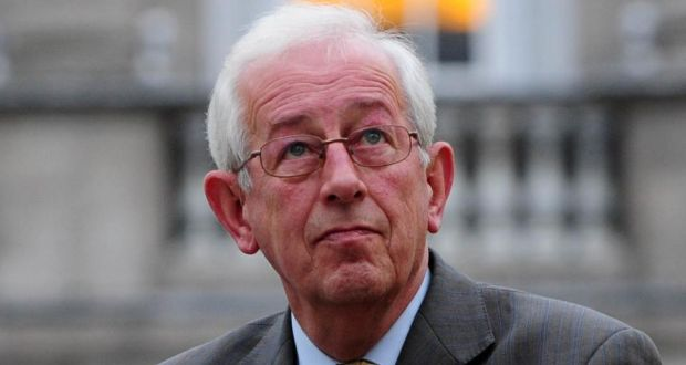 Emmett Stagg. The North Kildare TD said it might be better to give people a toothbrush and toothpaste with fluoride.   Photograph: Aidan Crawley