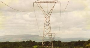 Labour councillors concerned about plan to put pylons overground. Photograph:  Frank Miller