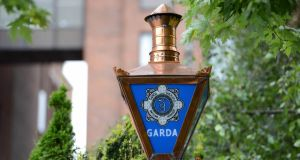 Two men were stabbed during a burglary at an apartment in Limerick city today.