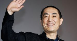 Chinese film director Zhang Yimou has admitted that he defied the country's one-child policy by having three children with his wife. Photograph: Jo Yong-Hak/Reuters