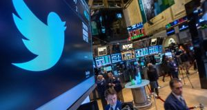 Topsy Labs helps companies analyse Twitter sentiment. The Wall Street Journal reported that Apple paid more than $200 million for the company. Photograph: Reuters