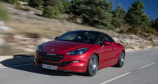 The Peugeot RCZ R Is The First Of A New Series Of High Performance Models  That Allow Drivers To Enjoy Peugeot Sport Engineering On The Road