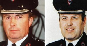 Harry Breen and Bob Buchanan were murdered by the IRA after a meeting with gardai in Dundalk, Co Louth.