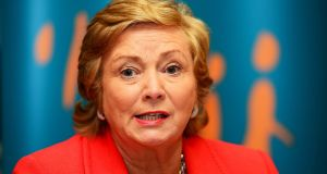Minister for Children and Youth Affairs Frances Fitzgerald will launch the new booklet on violence against women. Photograph: Eric Luke/The Irish Times