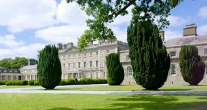 Carton House: venue for Carton Winter Lecture Series